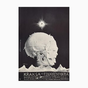 F. Stardwieyski - Vintage Kraksa Poster - 1974
