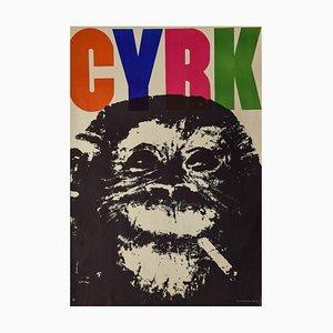 Swilerzy - Cyrk - Vintage Offset Poster - 1964
