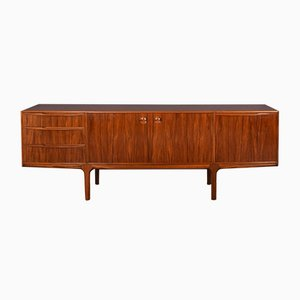 Long Rosewood Torpedo Sideboard from Mcintosh, 1960s