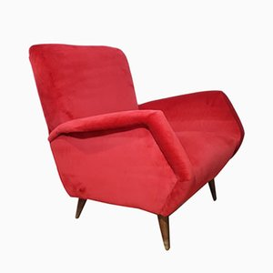 Model 803 Armchair by Gio Ponti for Cassina, 1950s