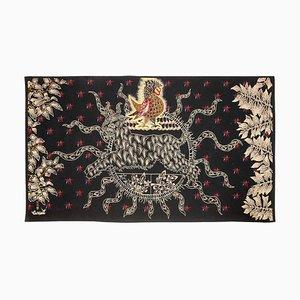 Midnight Sun Soleil de Minuit Tapestry by Jean Lurcat