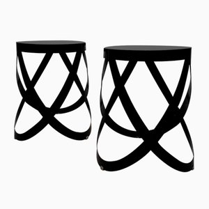 Low Ribbon Stool by Nendo for Cappellini