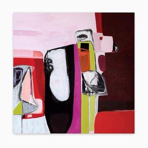 Sonata, (Abstract Painting), 2019