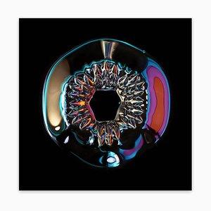 Radiazione magnetica 11 grande, (fotografia astratta), 2012