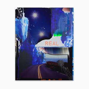 Real, (photographie Abstraite), 2020