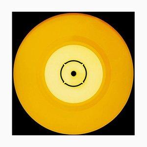 Vinyl Collection, Double B Side Sunshine - Conceptual Pop Art, Color Photograph, 2014
