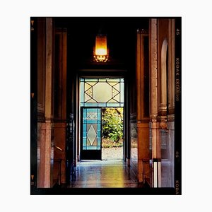 Foyer IV, Milan, Architectural Color Photograph, 2019