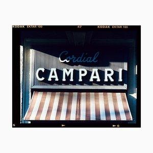 Cordial Campari, Mailand, Architektonische Farbfotografie, 2019