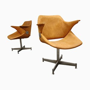 Exquis Armchairs by Geoffrey Harcourt for Artifort, 1960s, Set of 2