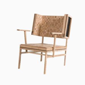 Armlehnstuhl Modell Soft Oak Chair von Pepe Heykoop