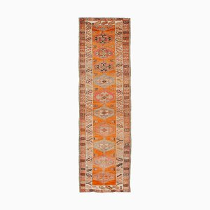Orange Bohemian Runner Carpet