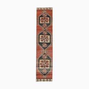 Vintage Turkish Runner Carpet
