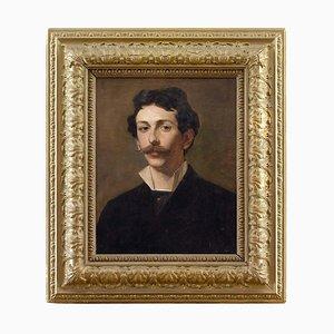 Ernst Nowak, Porträt eines Herrn