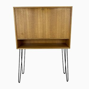 Secretaire with Hairpin Legs