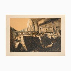Le Lèze IV (La Roche Saint-Secret) von Ivan Theimer