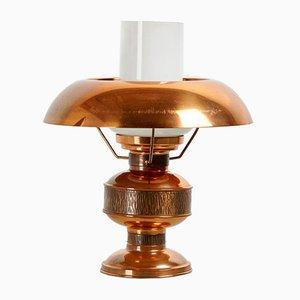 Kupfer Tischlampe