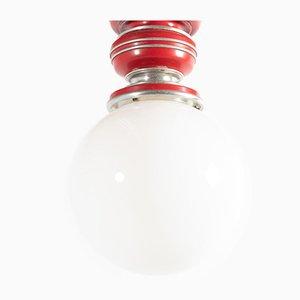 Mid-Century Italian Modern Ball Ceiling Lamp, 1950s
