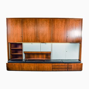 German Wall Unit by Hans Hartl for DeWe, 1962