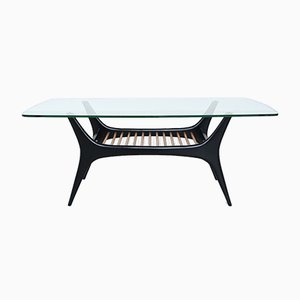 Belgian Coffee Table by Alfred Hendrickx for Belform, 1958
