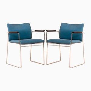 Italienische Jano Stühle von Kazuhide Takahama für Gavina, 1970er, 2er Set