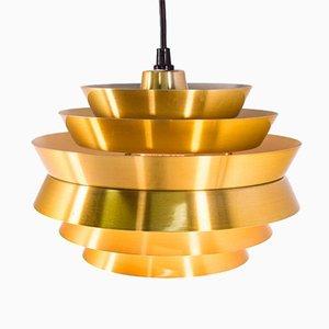 Trava Pendant Lamp by Carl Thore for Granhada, 1960s