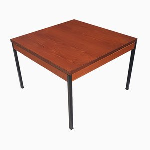 Teak Table with 4 Adjustment Options from Wilhelm Renz, 1960s