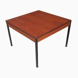Teak Tisch mit 4 Verstellmöglichkeiten von Wilhelm Renz, 1960er