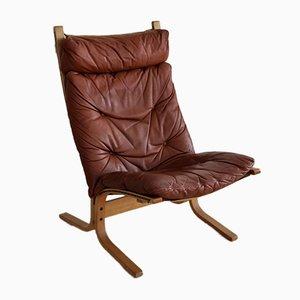 Siesta Lounge Chair by Ingmar Relling for Westnofa, 1970s