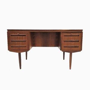 AP Model 26 Rosewood Desk by Andreas Pedersen for AP / Andreas Pedersen Møbelfabrik, 1960s