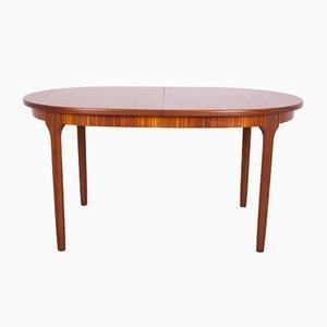 Ovaler Ausziehbarer Esstisch von McIntosh, 1960er