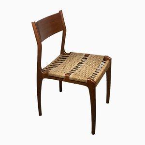Italian Model Havana Dining Chairs from Consorzio Sedie Friuli, 1960s, Set of 6