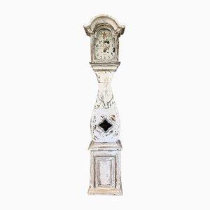Antique Swedish Longcase Mora Clock, 1700s