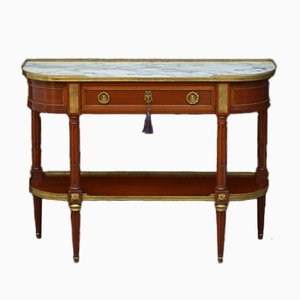 French Console or Serving Table, 1800s
