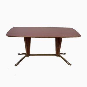 Tavolo da pranzo di Vittorio Dassi, anni '50