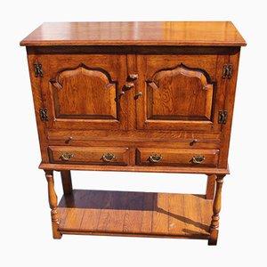 Oak Cabinet, 1960s