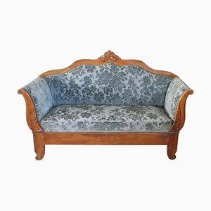 Antique Walnut Sofa, 1820s