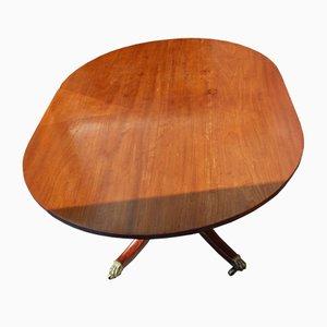 Mahogany Dining Table, 1920s