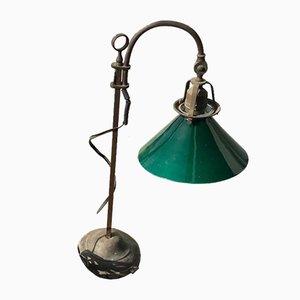 Ungarische Art Deco Tischlampe, 1920er