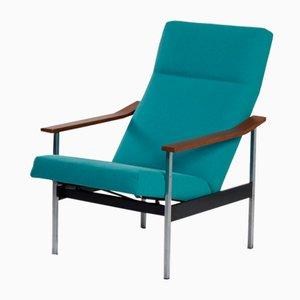 Verstellbarer 1425 Armlehnstuhl von AR Cordemeyer für Gispen, 1960er