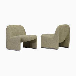 Alky Stühle von Giancarlo Piretti für Artifort & Castelli, 1970er