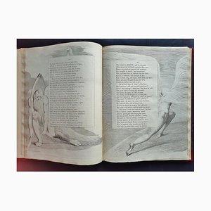 Night Thoughts, Original Rare Book Illustrated von Sir William Blake, 1797