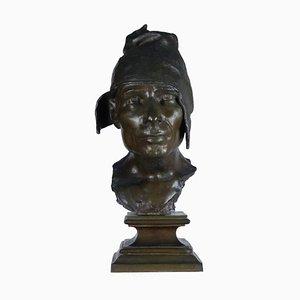 Escultura Achille D'orsi, The Carter, 1877