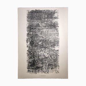 Jean Dubuffet, Getrieben, Original Lithographie, 1959