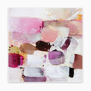 Peinture Fragrance and Bloom, Peinture Expressionniste Abstraite, 2020
