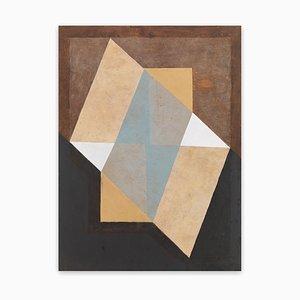 Wendepunkt I, Abstrakte Malerei, 2018