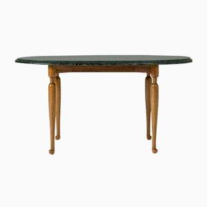 Tavolino in marmo di Josef Frank