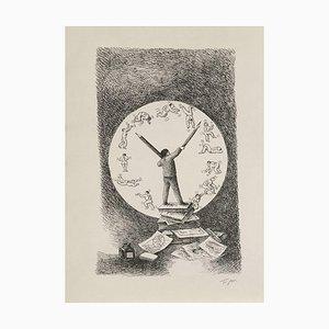 Roland Topor, L'Horloge