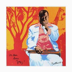 Milan Loves Jazz par Guy Peellaert