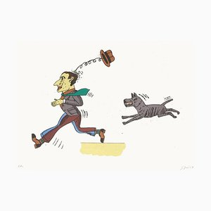 Antonio Segui, El perro loco