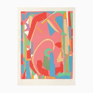 André Lanskoy, Abstract Composition II